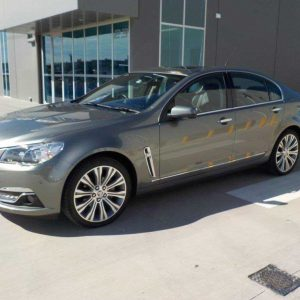 This Holden restored to pre accident condition with undetectable repairs.