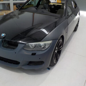 Using 100% genuine BMW parts, our body shop brought back this BMW after having collision repairs.