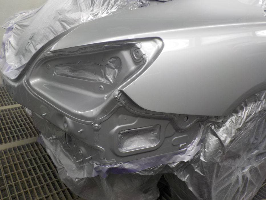 Undetectable repairs is why Boutique Auto Body is the best in Mercedes smash repairs